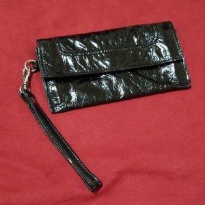 Latico Leather Wallet/Wristlet